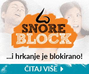 SnoreBlock - hrkanje
