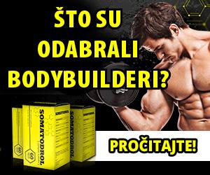 Somatodrol - bodybuilding